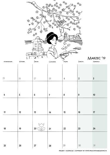 kalendarz 2019-04